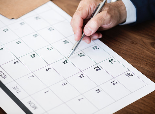 Re-scheduling Your Schedule For White Space
