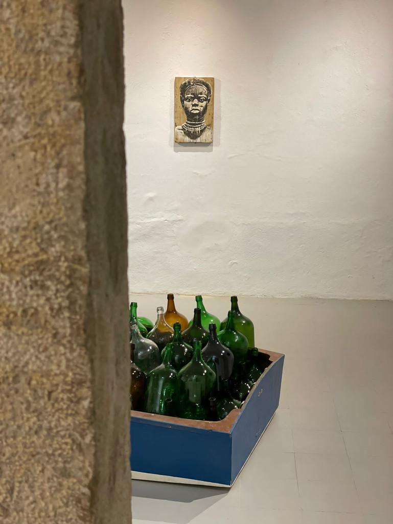 Installation, Boa Lab, Lisbon 2021