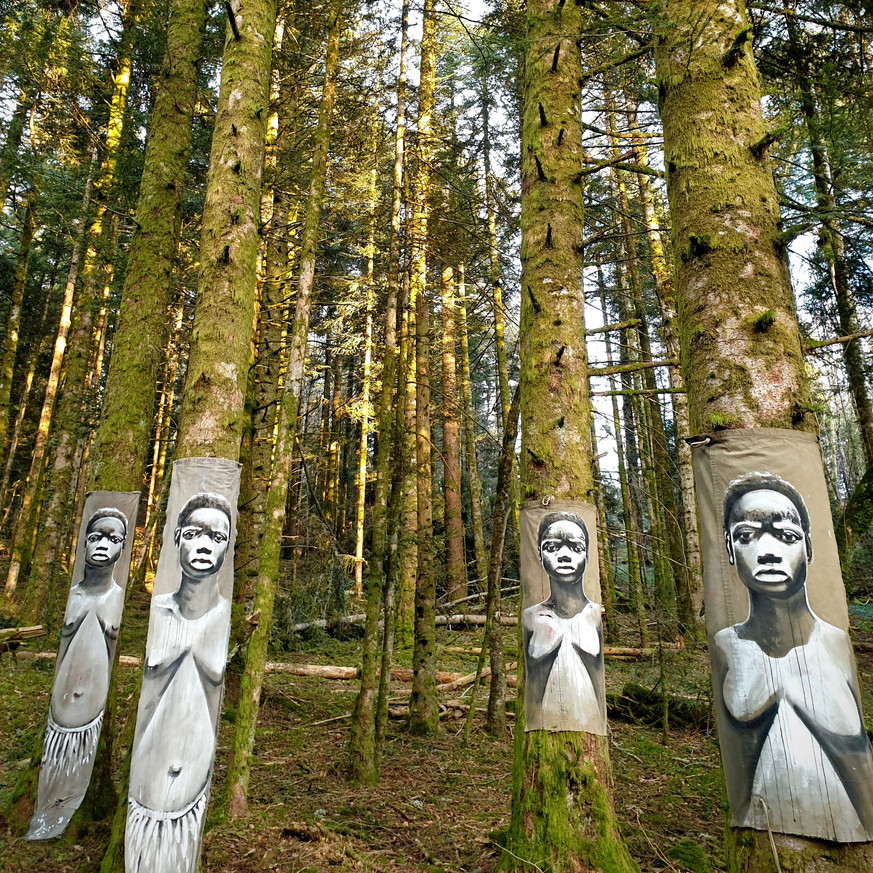 """""""Living Forest"""""""