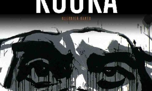 Livre Kouka: Guerrier Bantu