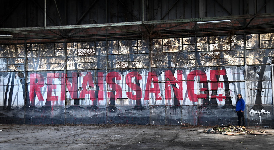 """Renaissance"" Kouka Ntadi"