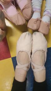 preschool ballet feet
