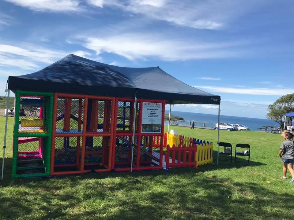 Mobile play centre - Killalea State