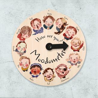 Moodometer for little Boys