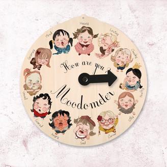 Moodometer for little Girls