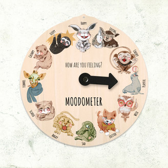 Moodometer with Animals