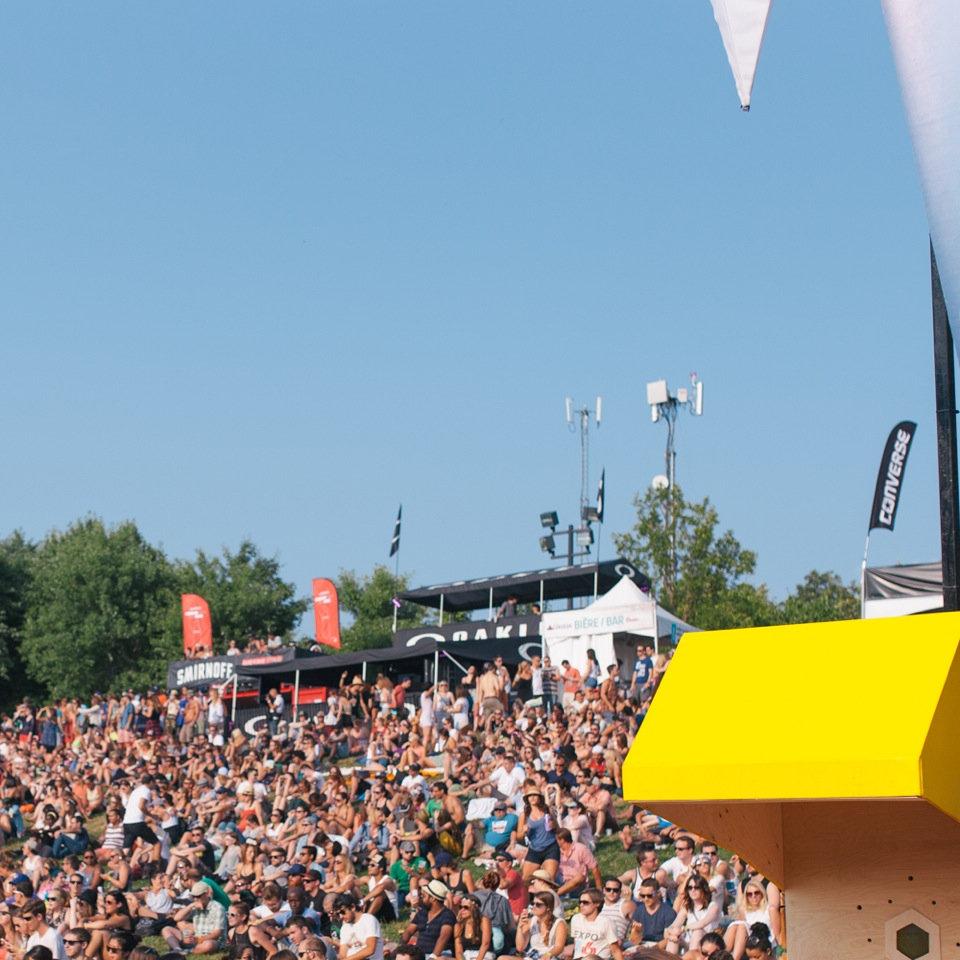 Allo - Design d'événement - Montréal