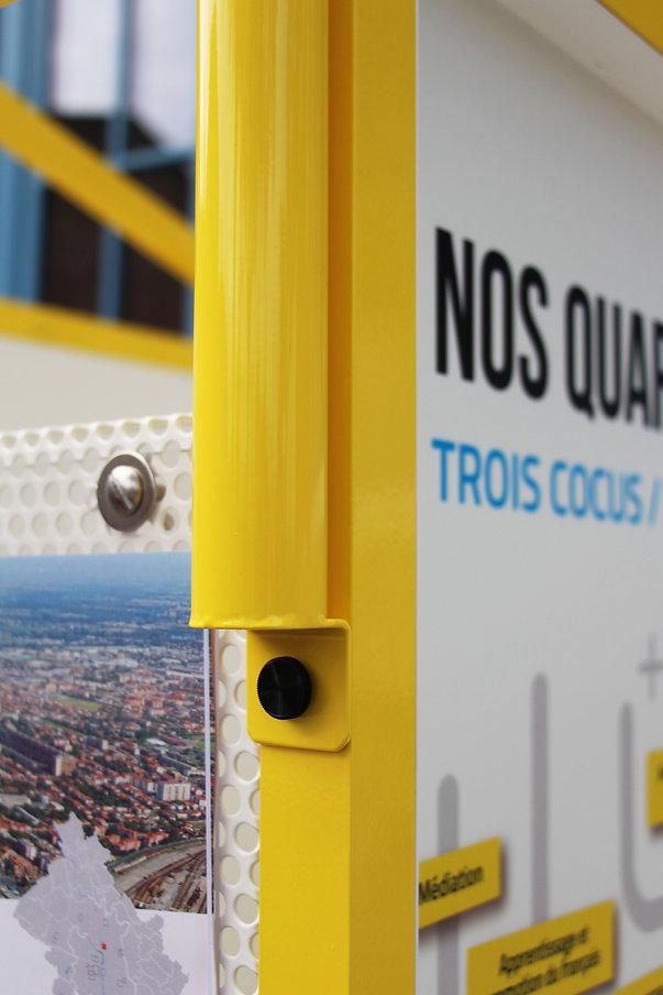 Maison du projet - Aménagement événementiel - Toulouse