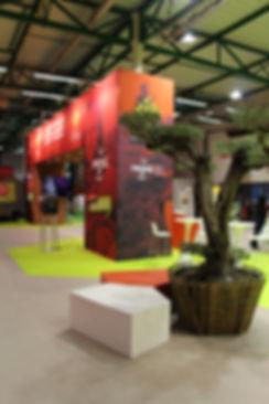 Salon Régal - Conception de stand - Toulouse - Région Occitanie