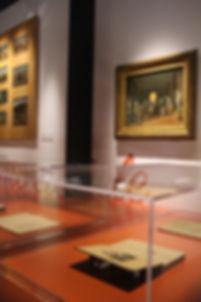 La ville en son miroir - Scénographie d'exposition - Montauban