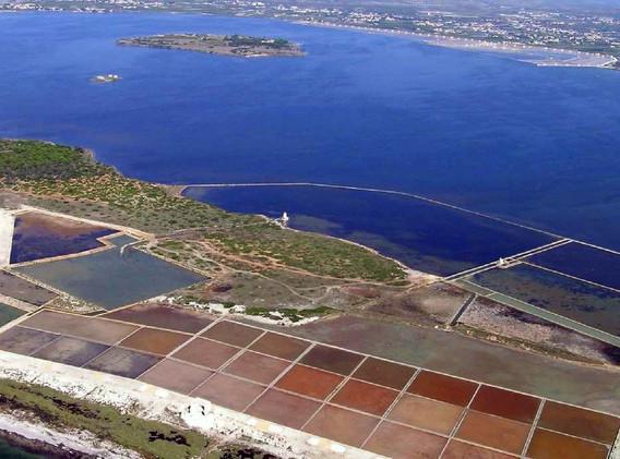 Lago dello Stagnone, Marsala: fonte BaglioridiSicilia.it