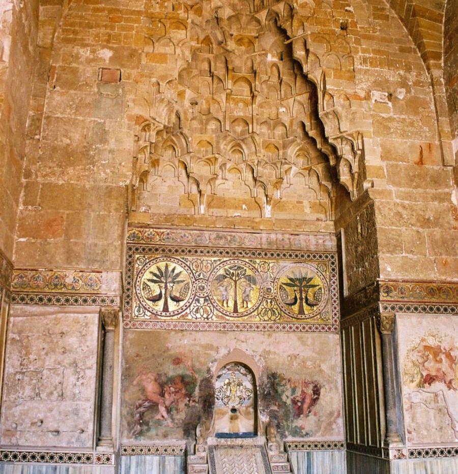 Palazzo della Zisa: fonte Wikipedia