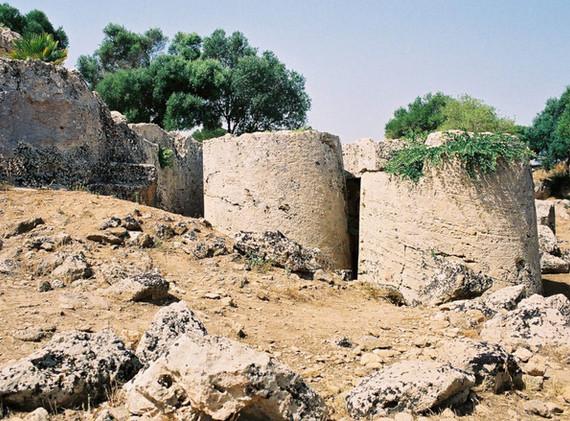 Cave di Cusa: fonte Siciliafan