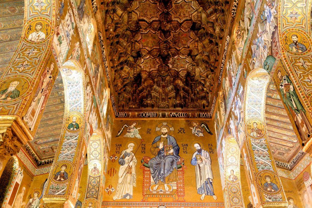 Cappella Palatina: fonte kontrokultura.it