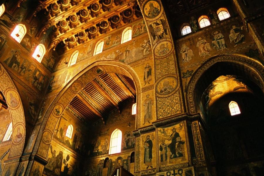 Duomo di Monreale: fonte Primaradio.net