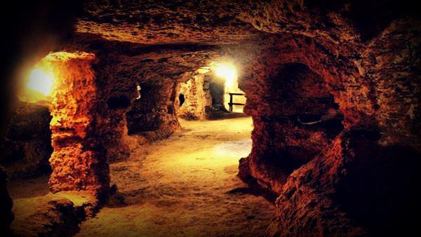 Catacombe di Porta d'Ossuna: fonte infopointpalermo.com