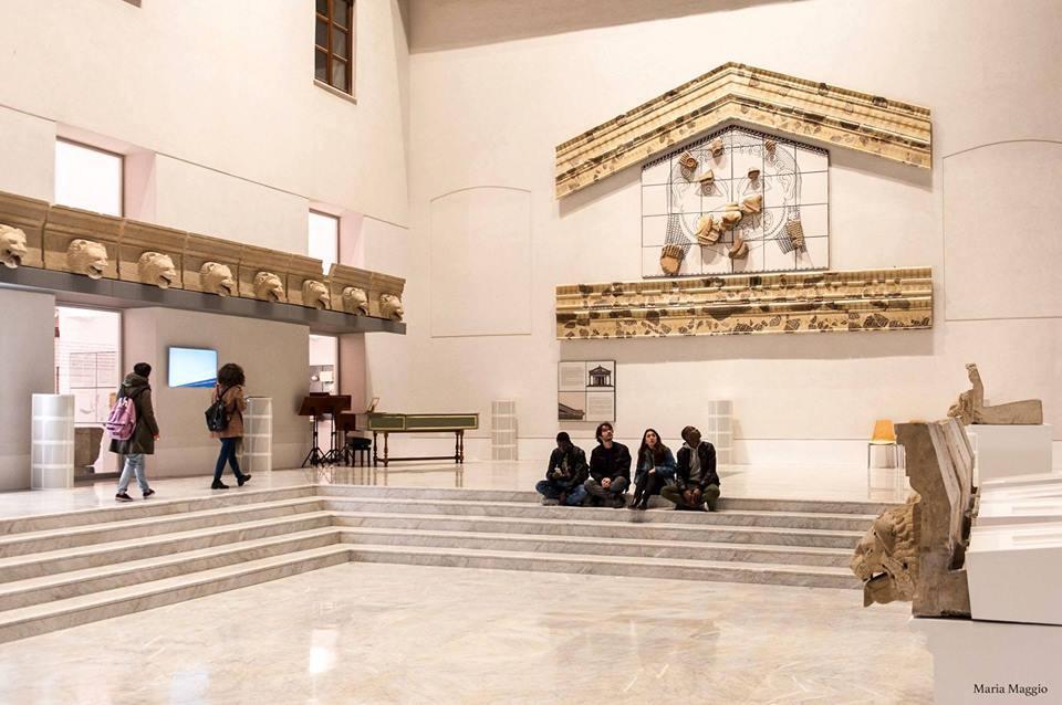 Museo Archeologico Regionale Antonio Salinas: fonte FamediSud.it