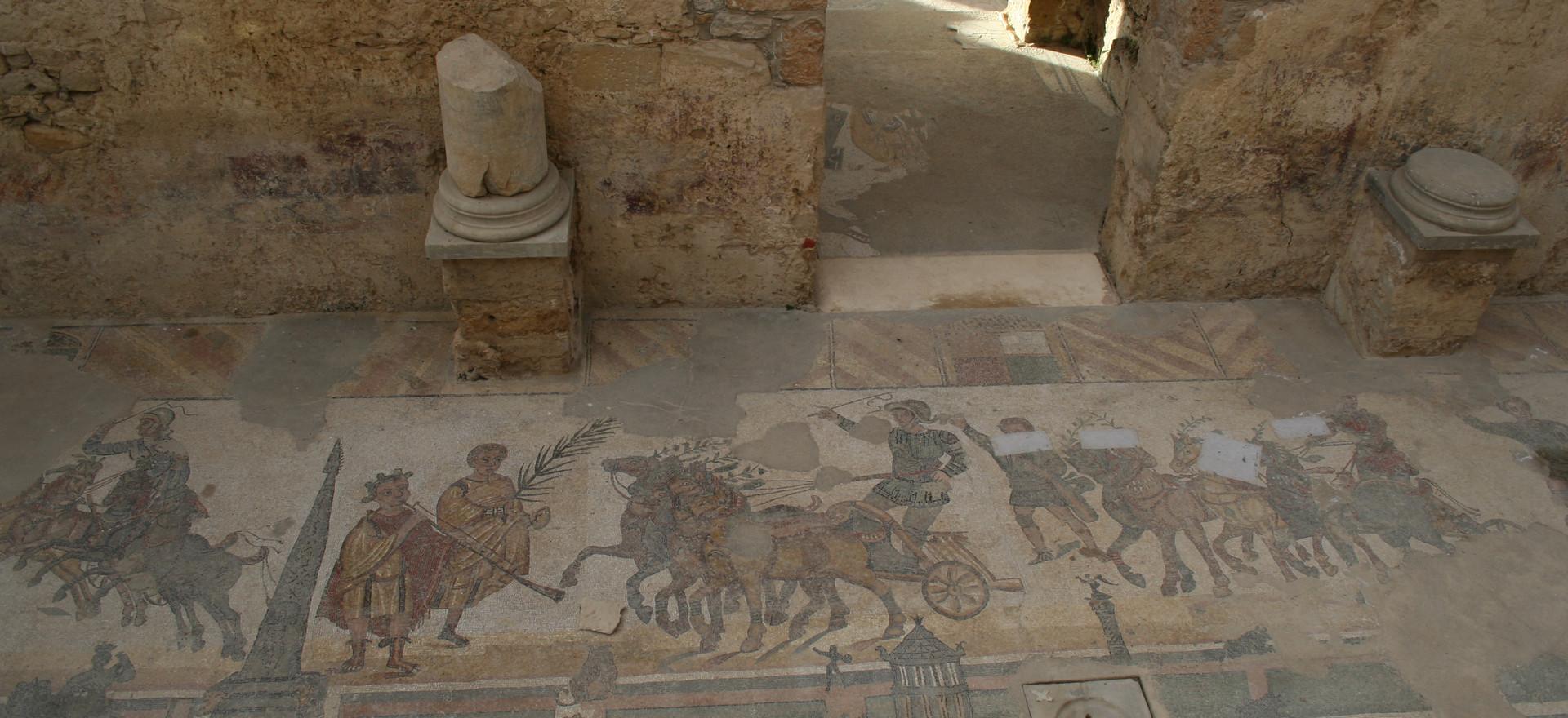 Villa Romana del Casale: fonte gliscritti.it