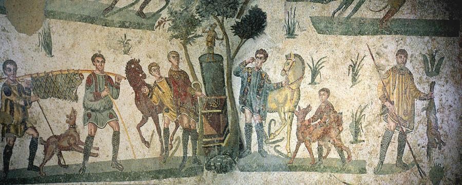 Villa Romana del Casale fonte wikipedia
