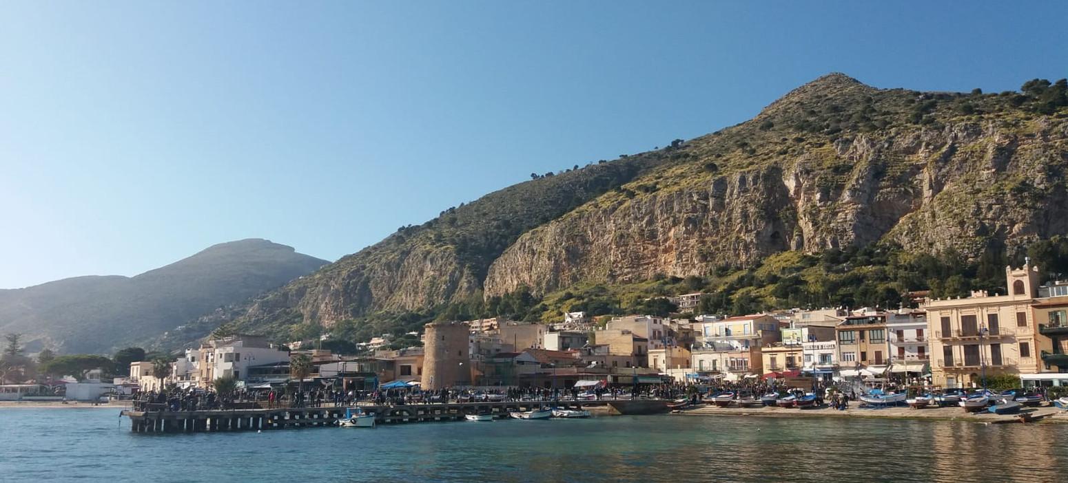 Monte Pellegrino - Golfo di Mondello