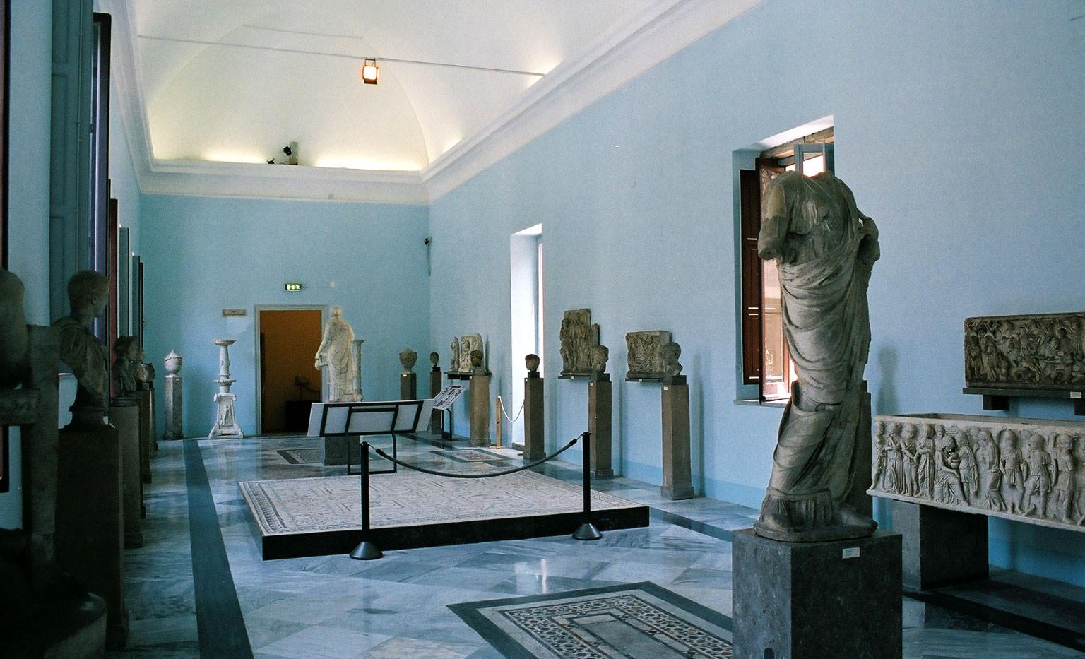 Museo Archeologico Regionale Antonio Salinas: fonte Balarm.it