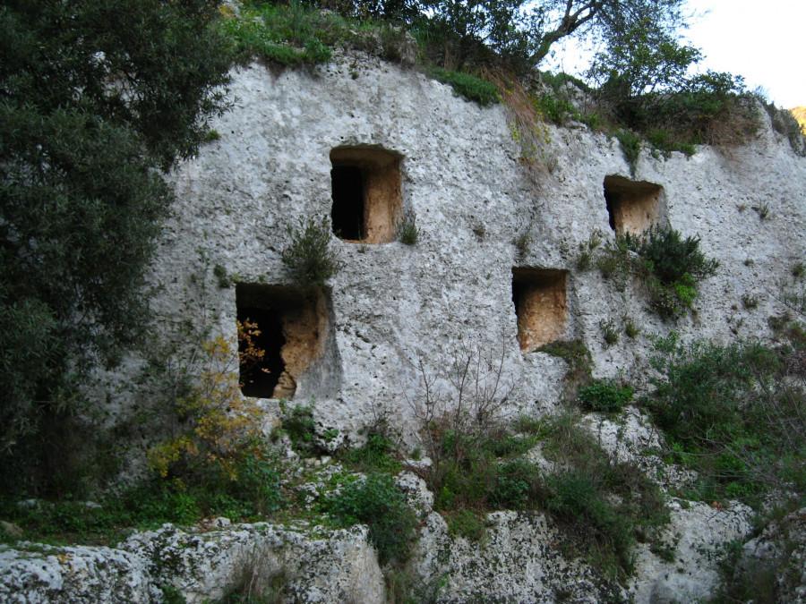 Necropoli di Pantalica: fonte meteoweb.eu