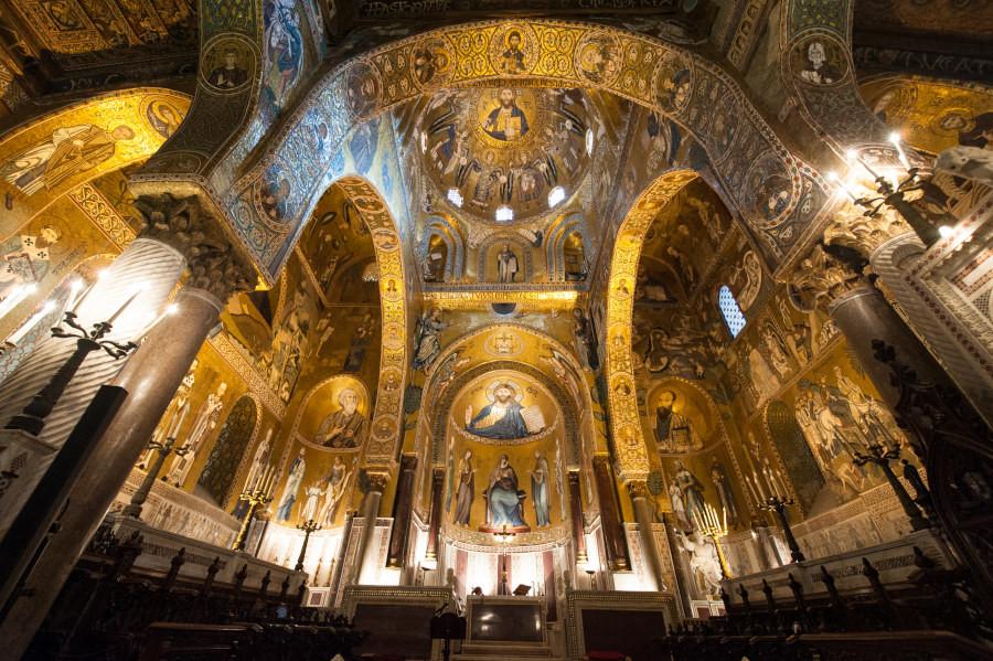 Cappella Palatina: fonte Wikipedia