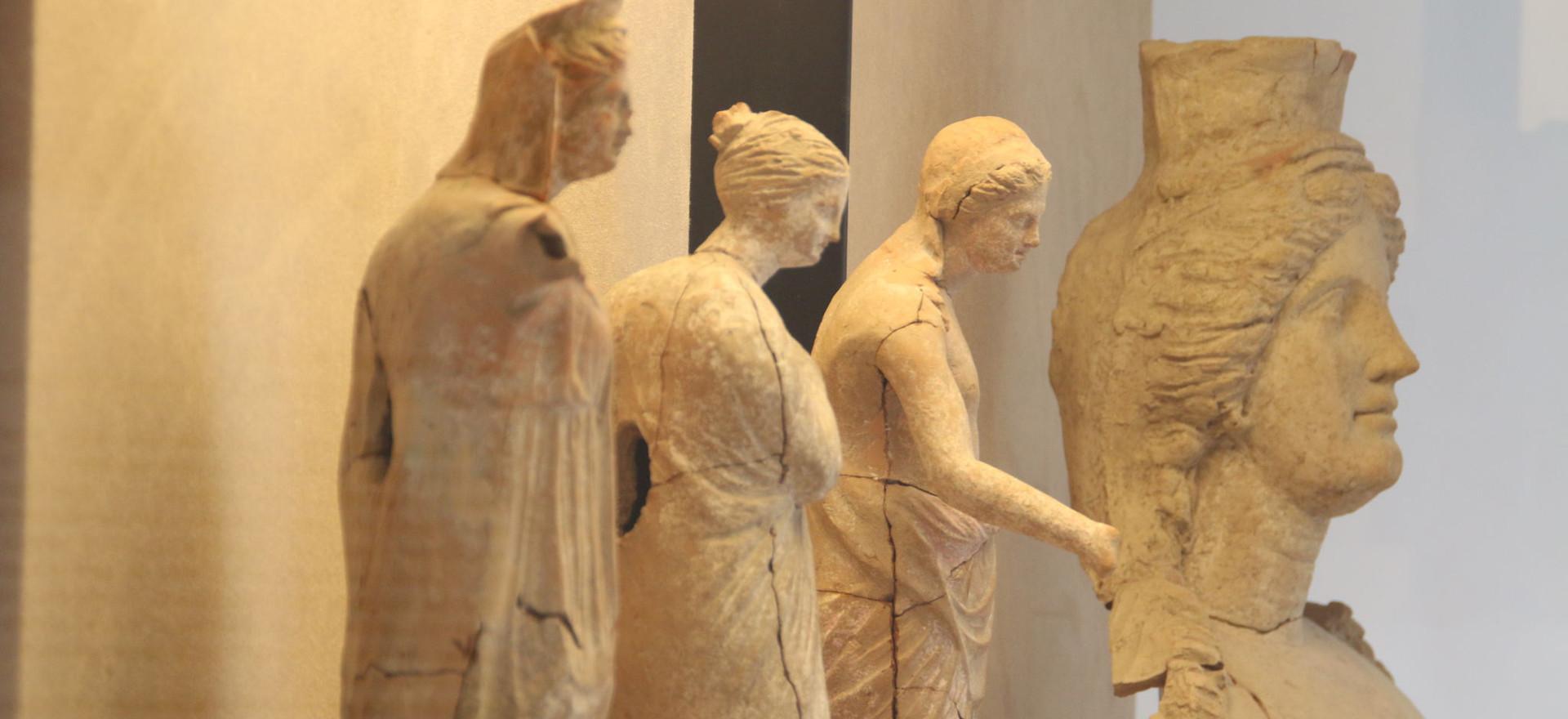 Museo archeologico Aidone: fonte TipycalSicly