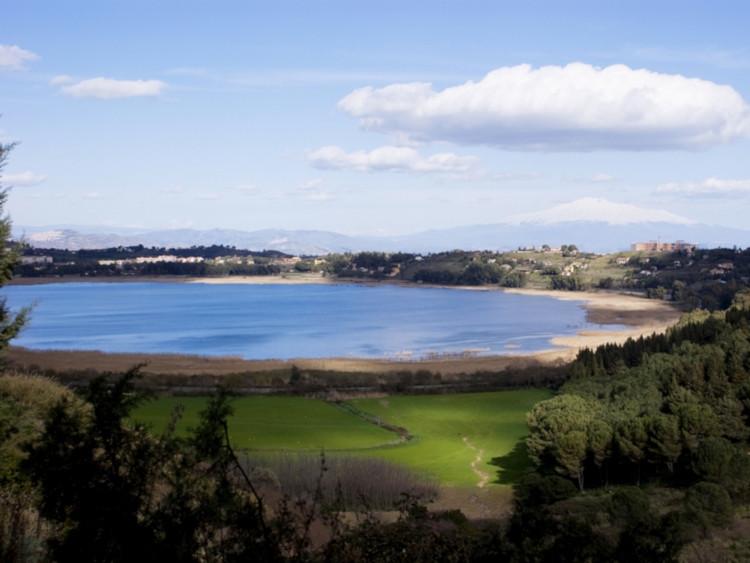 Lago di Pergusa: fonte enneade.k2innovazione.com