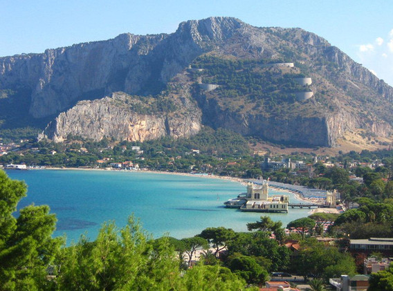 Monte Pellegrino: fonte Comunicato.it