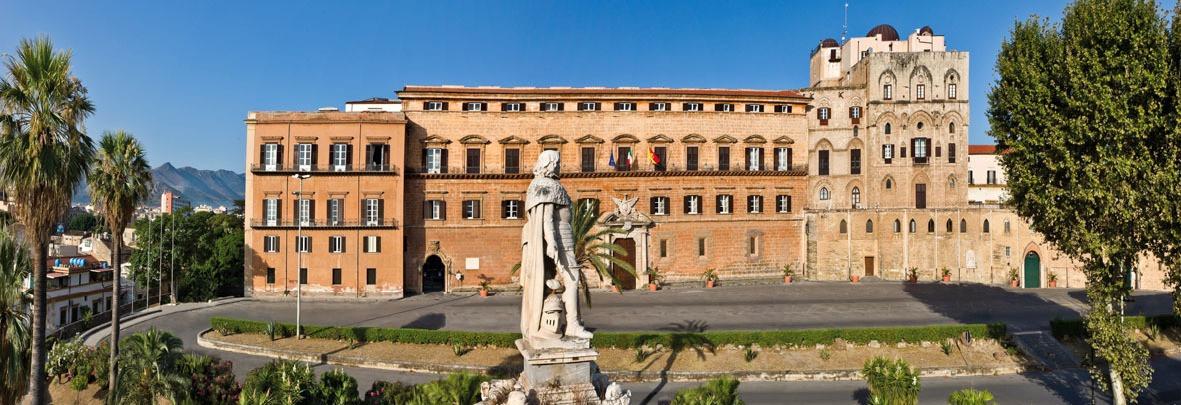 Palazzo dei Normanni: fonte follamagazine.it