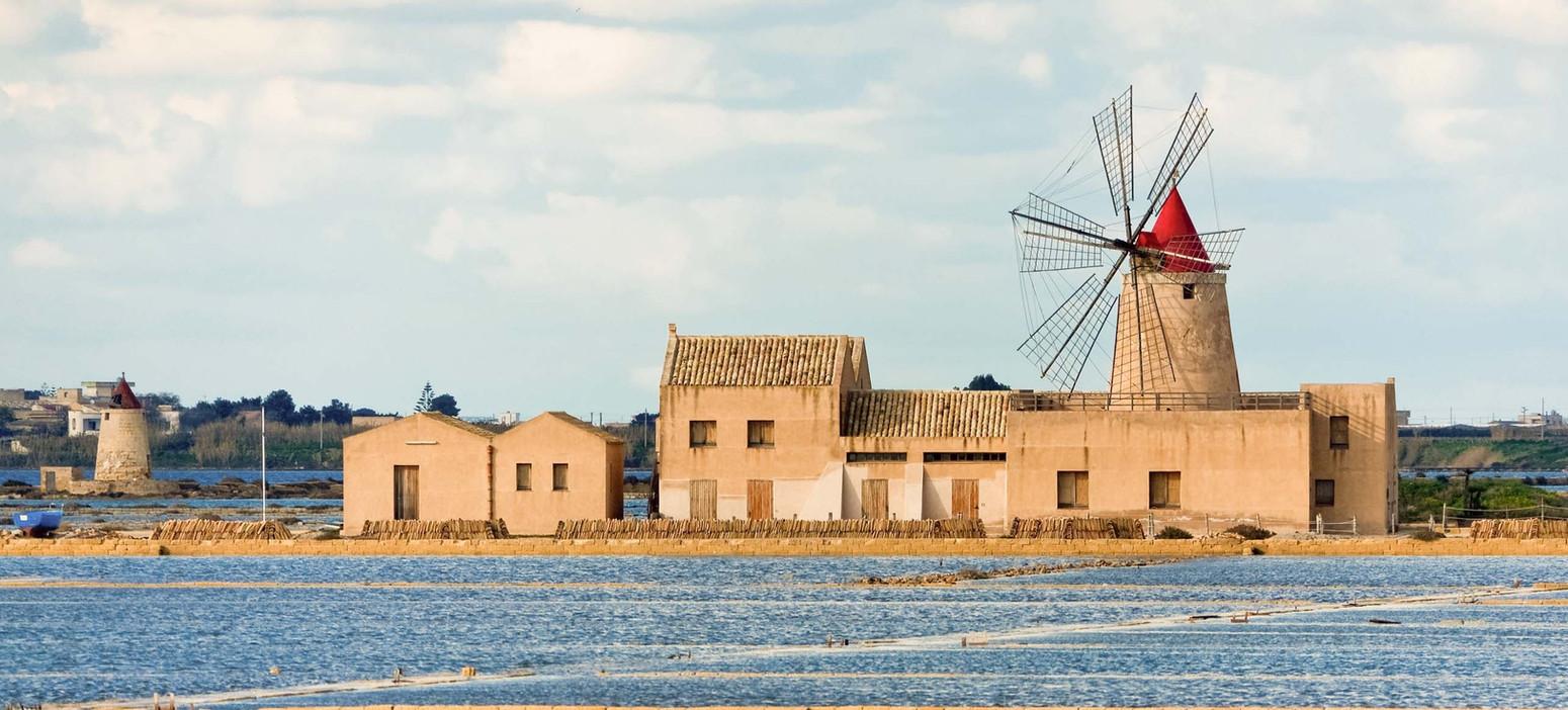 Saline: fonte Sicily.com