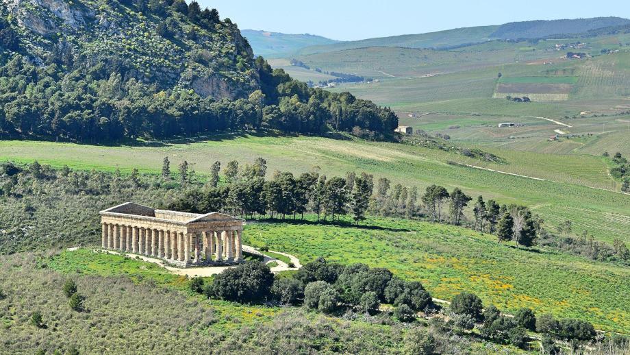 Tempio di Segesta: fonte Travelfare