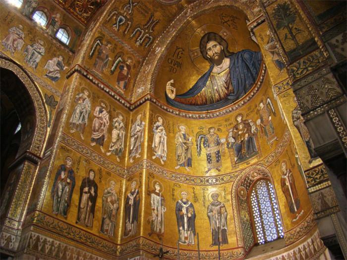 Duomo di Monreale: fonte passaggilenti.com