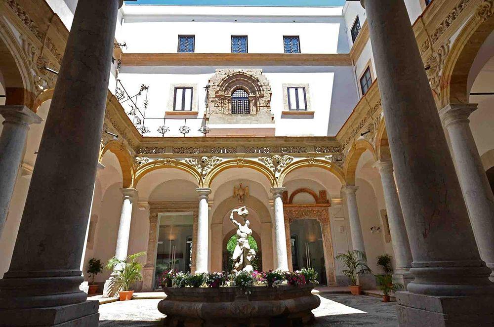 Museo Archeologico Regionale Antonio Salinas: fonte Artribune.com