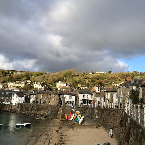 Mousehole - In the mood.