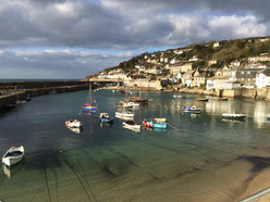 Mousehole Spring Morning