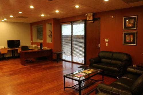 FRONT OFFICE STUDIO RENTAL