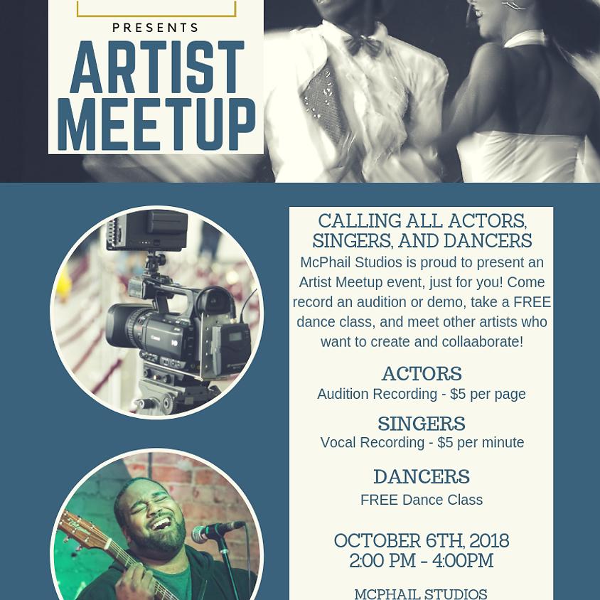 Artist Meetup (2)