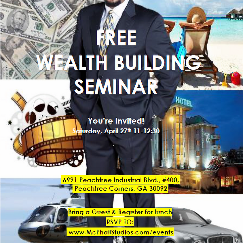 Free Building Wealth Seminar