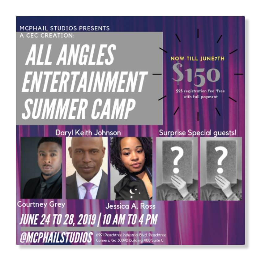 All Angels Summer Camp - A Package