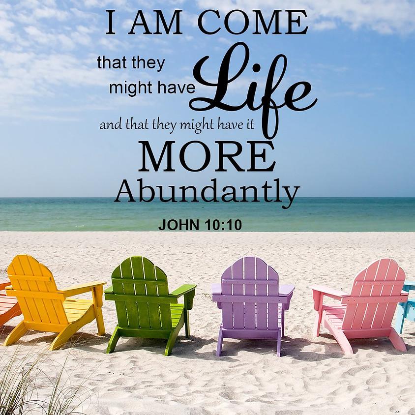 Abundant Life Bible Study