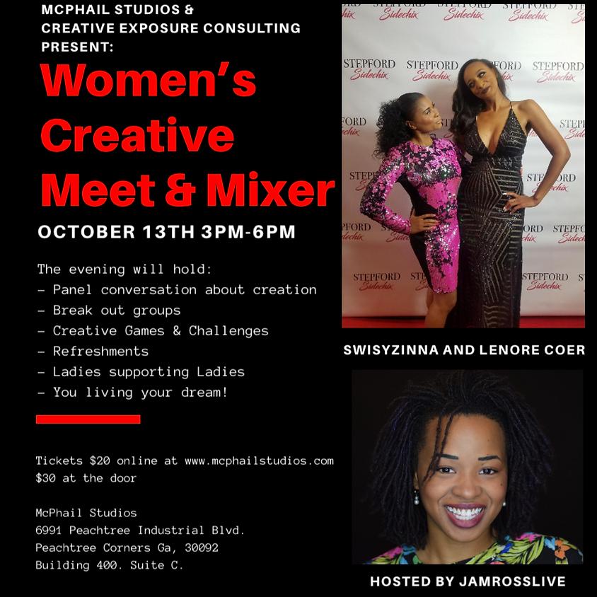Women's Creative Meet & Mixer