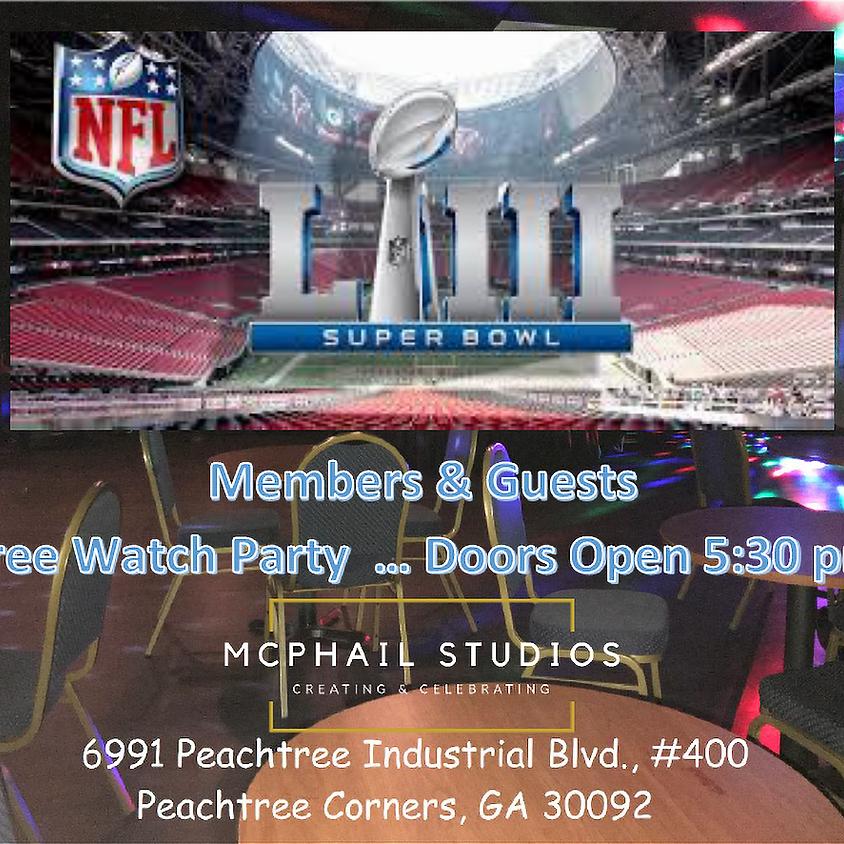 Super Bowl Watch Party - FREE