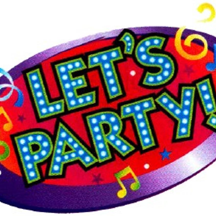 January Birthday Party