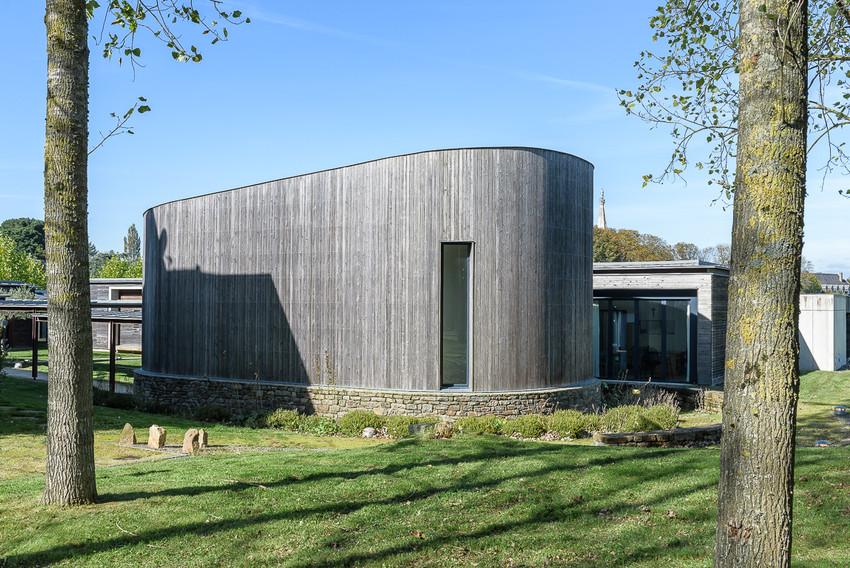 PAUL BOUET ARCHITECTE - CHARLES DE FOUCAULT - ST PERN