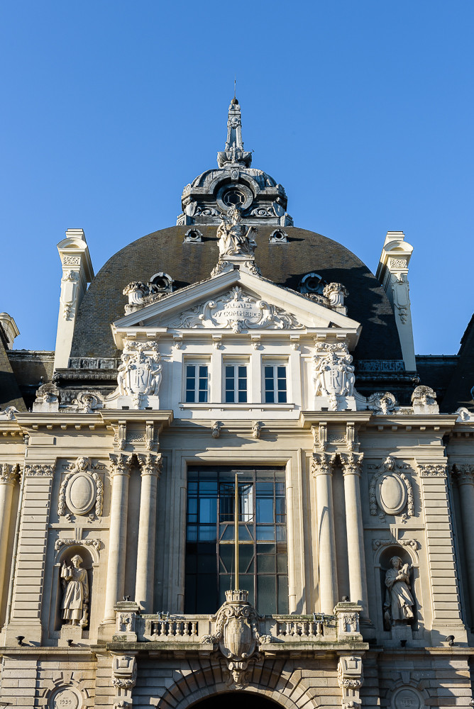 PAUL BOUET ARCHITECTE - PALAIS DU COMMERCE - RENNES