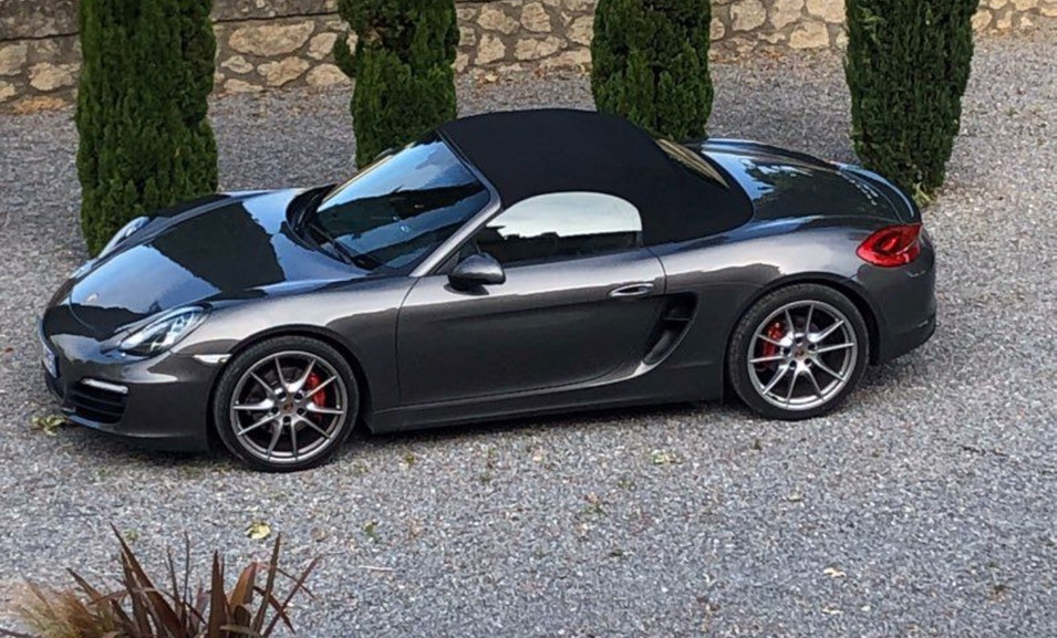 Boxster S 981 PDK