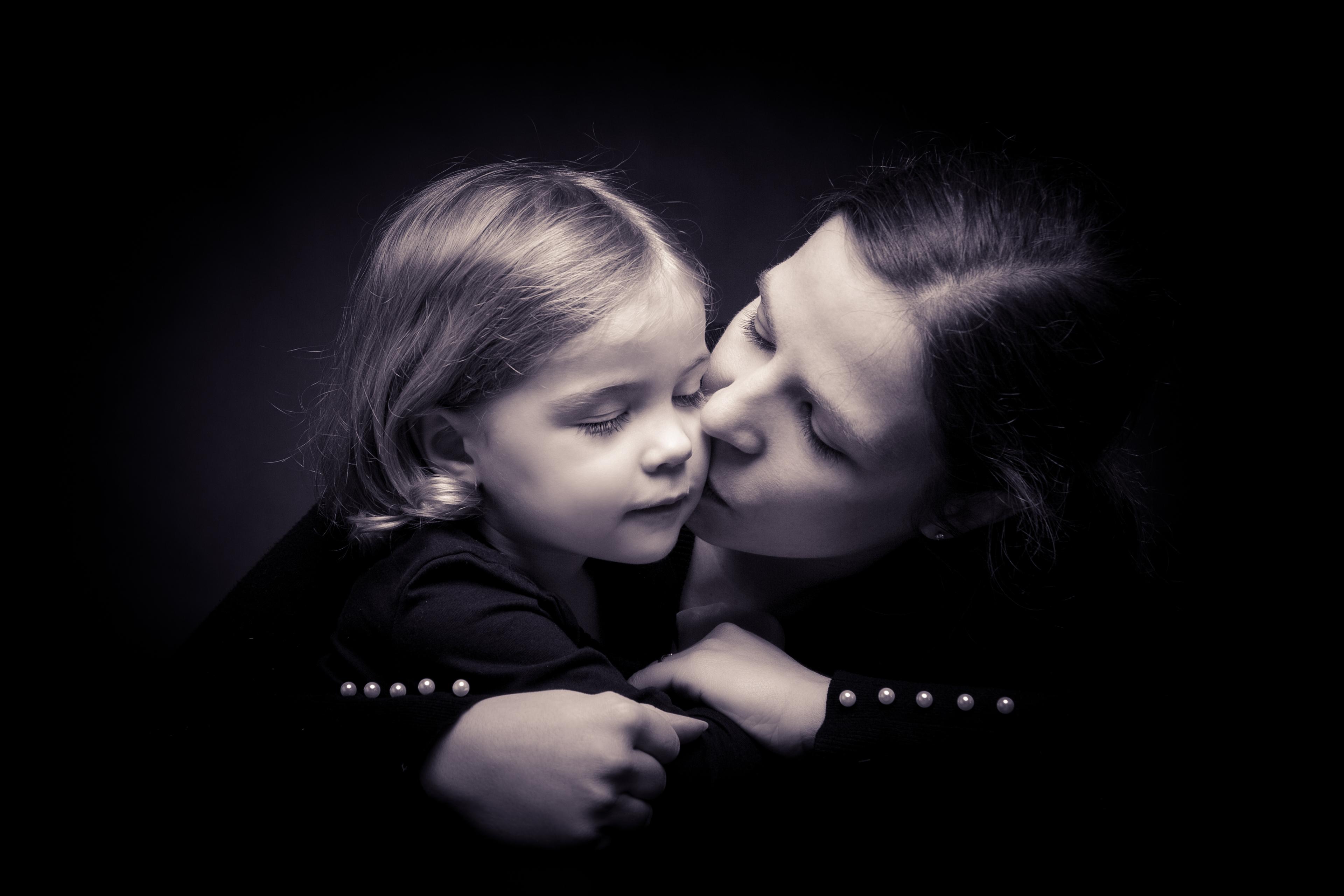 La femme-mère