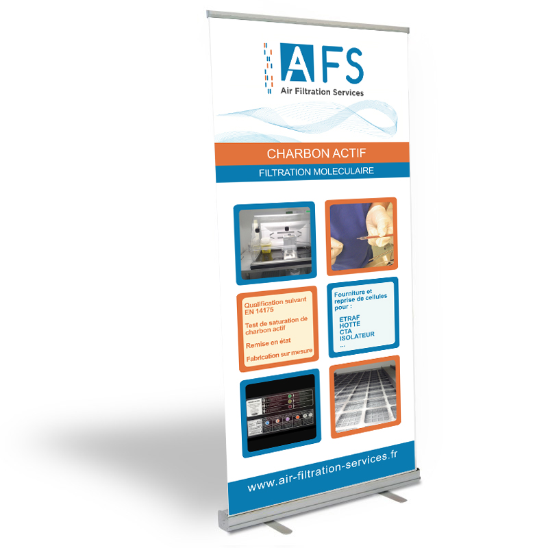 Roll-up AFS